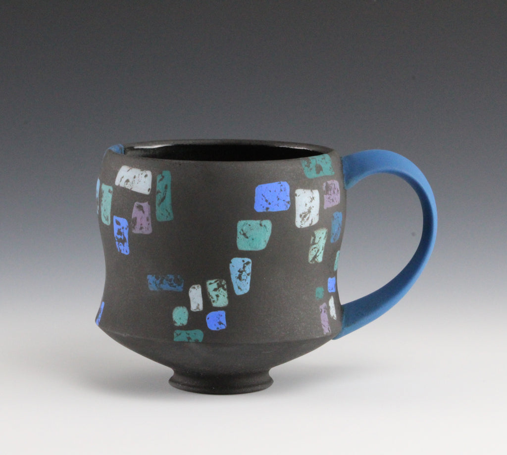 <b>Jason Stockman</b><br/> <i>Cup w/ Handle #4<br/>