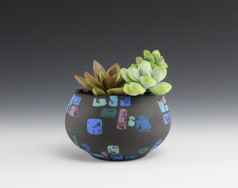 <b>Jason Stockman</b><br/> <i> Small Bowl #4<br/>