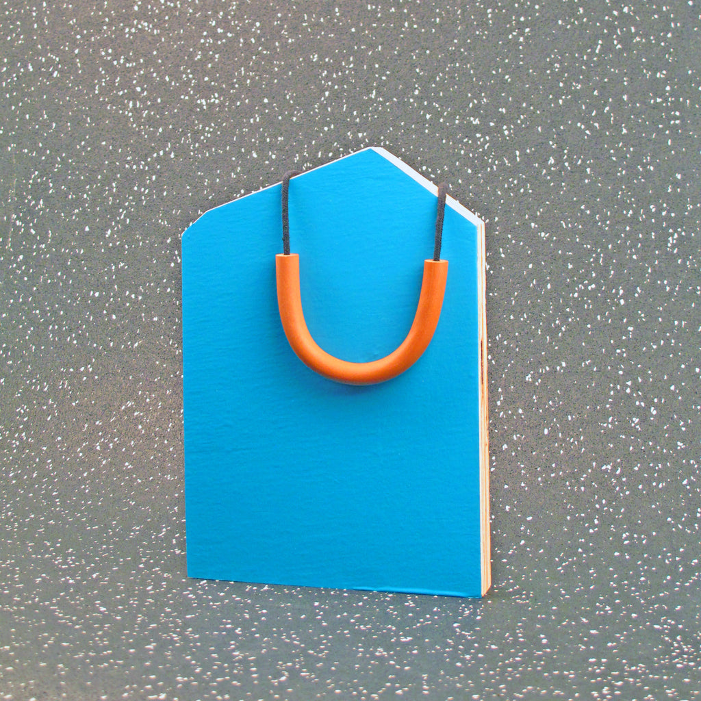 Large Macaroni Necklace by Amy Santoferraro