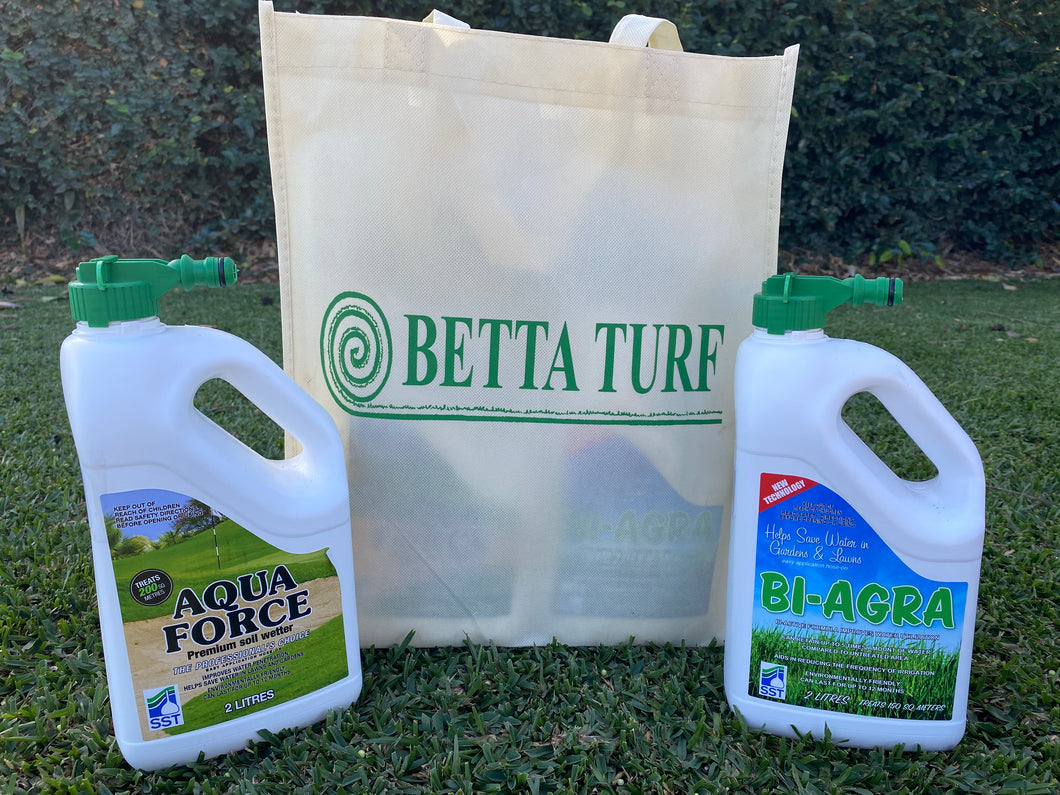 COMBO Wetting Agent & Retainer Pack