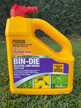 Load image into Gallery viewer, Amgrow Bin- DIE Weed Killer