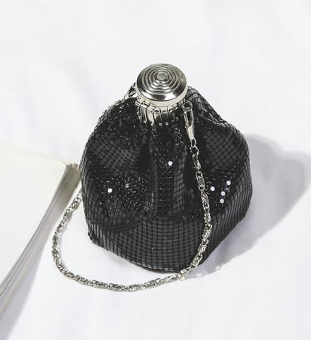 Microbag | Black Bling