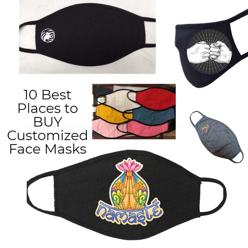 10 Best places to buy customized wholesale face masks at bulk prices