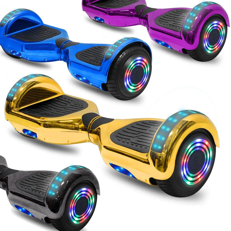 Chrome Series Hoverboard