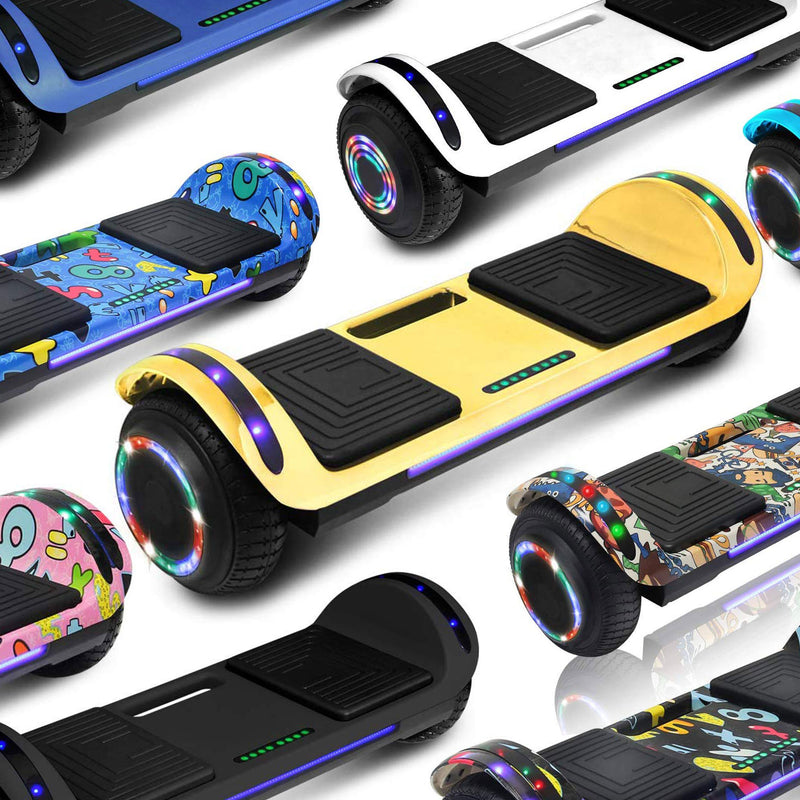 CHO Flatboard Series Hoverboard