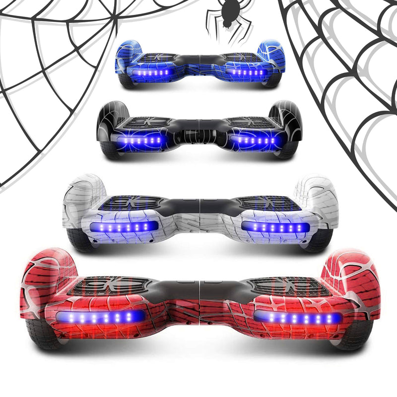 Spider Web Series Hoverboards