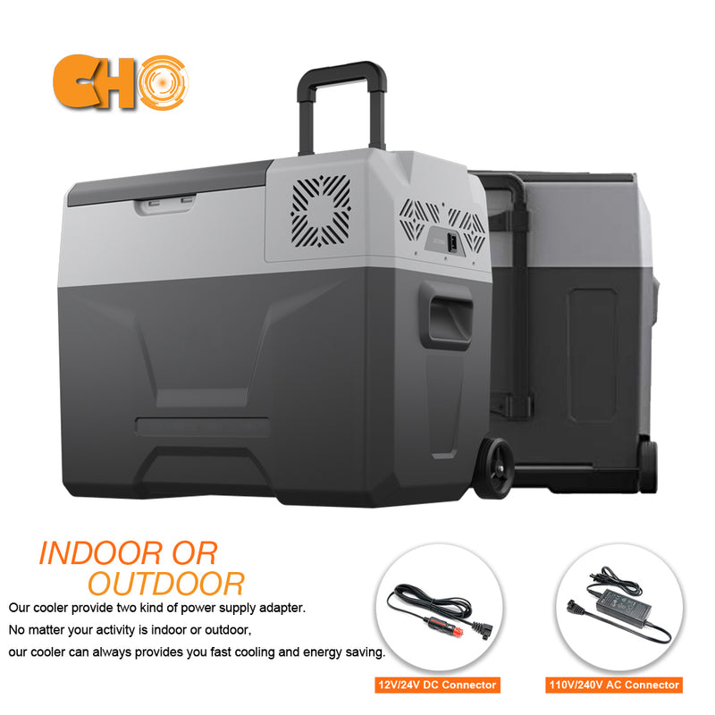 Camping Portable Refrigerator Cooler