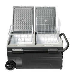 100 Quart (95 Liter) Portable Refrigerator Cooler & Freezer - CHO Sports
