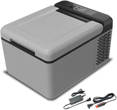 9.5 Quart (9 Liter) Portable Refrigerator Cooler & Freezer - CHO Sports
