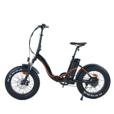 CHO Folding Electric e-Bike Bicycle