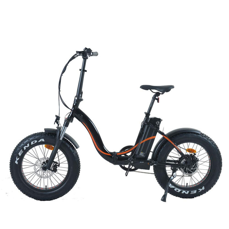 CHO Folding Electric e-Bike Bicycle - CHO Sports
