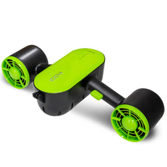 CHO 2-Level Speed Sea Scooter Green - CHO Sports