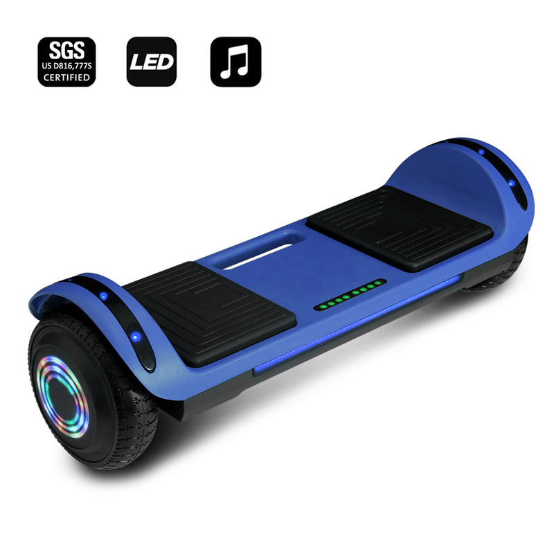 CHO Flatboard Series Hoverboard Blue - CHO Sports