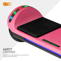 CHO Flatboard Series Hoverboard Pink - CHO Sports