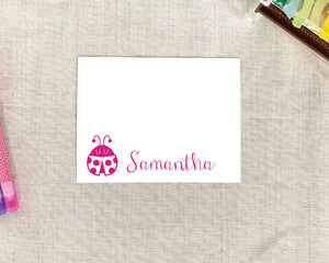 Lucky Girls Personalized Stationery