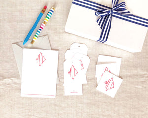 Medium Stationery Gift Set
