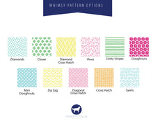 Load image into Gallery viewer, Whimsy Pattern Personalized Children's Stationery