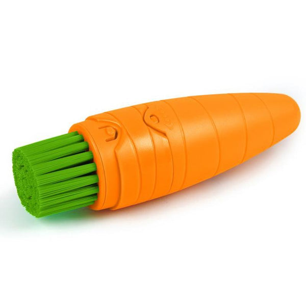 Fred Cooks Carrot Vegetable Peeler and Scrubber