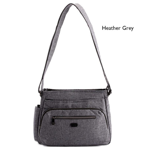Lug Shimmy Cross-body Bag