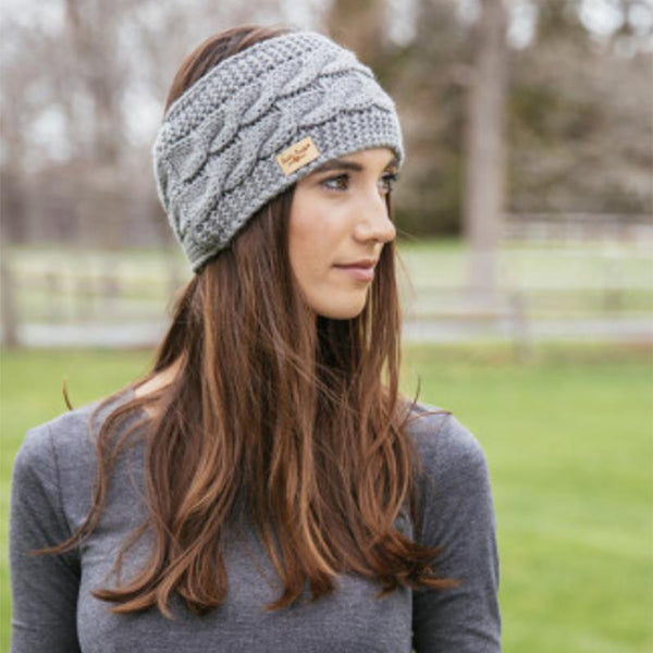 Britt's Lined Knit Head Warmers