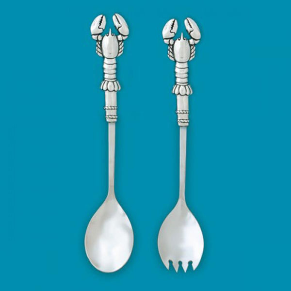 Basic Spirit Salad Servers