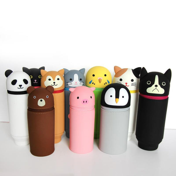 Silicone Pen Case