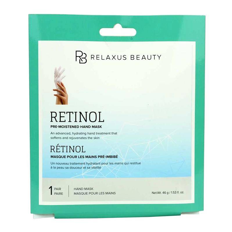 Relaxus - Spa Almond Oil Hand Mask - 1 Piece(s) Galateis Douceur Gentle Softening Cleansing Fluid by Lancome for Unisex - 6.7 oz Cleanser
