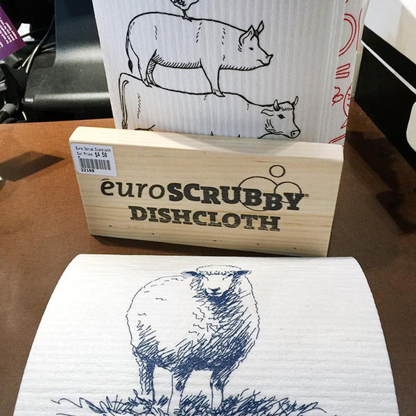 EuroScrubby Dishcloth