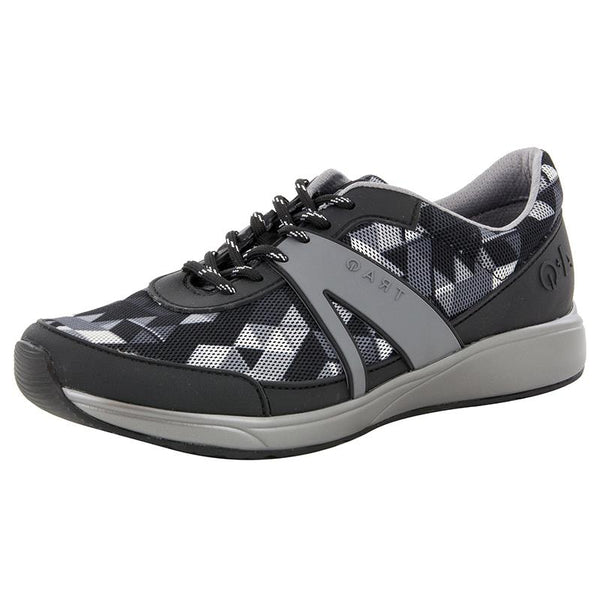Alegria TRAQ Sneaker Right Angle Grey