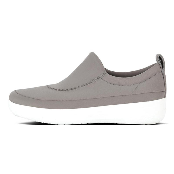 FitFlop Freeflex Slip-On Sneaker - Charcoal