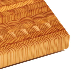 Larch Wood Square Cheese Cutting Board