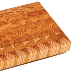 Larch Wood Double Cheese Cutting Board