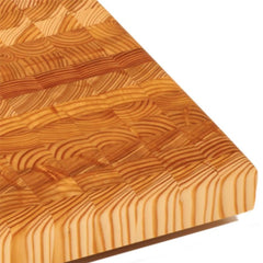 Larch Wood Original Cutting Board Medium