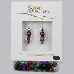 Bead Stackers Interchangeable Earrings