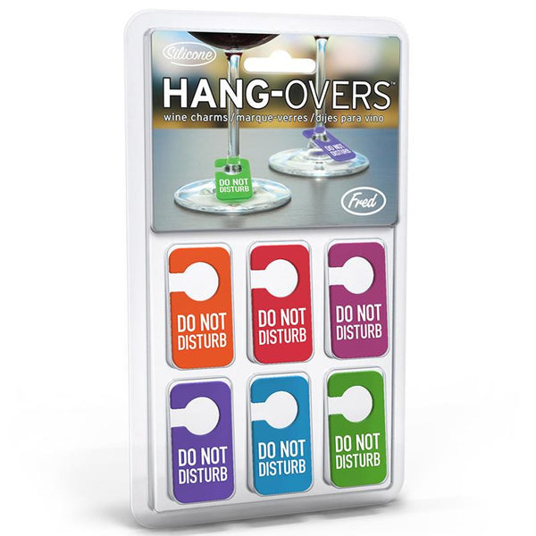 Fred Hang-Overs Wine Charms