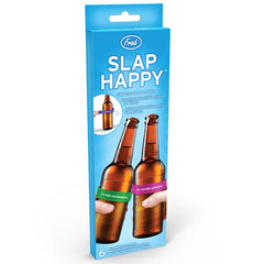 Fred Slap Happy Slap Bracelet Beer Markers