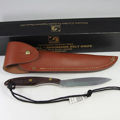 Grohmann Trout & Bird Knife