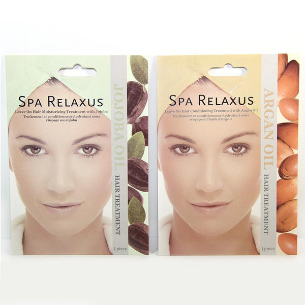 Spa Relaxus Leave On Hair Conditioning Treatments