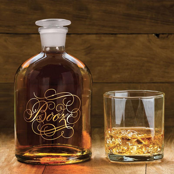 Fred Bottled Up Decanter