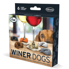 Fred Winer Dog Drink Markers