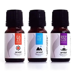 Aromatherapy Essential Oil Blends