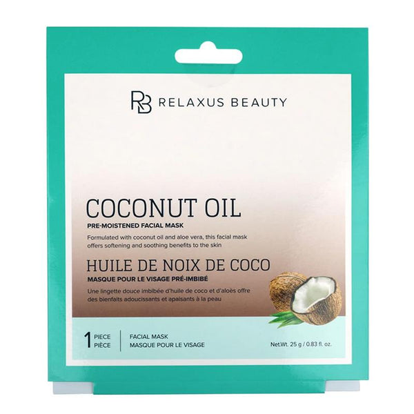 Spa Relaxus Facial Mask Individual Pack