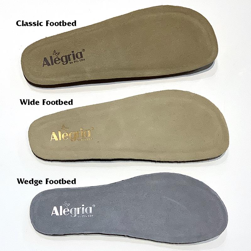 Alegria Insole Replacement - Wide Width