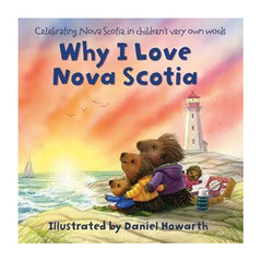 Why I Love Nova Scotia Book