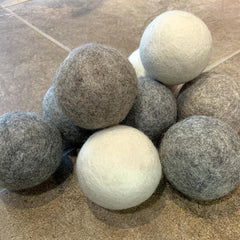 Fibres of Life Felt Dryer Ball