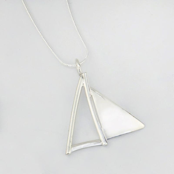 Constantine Designs Sail Small Pendant