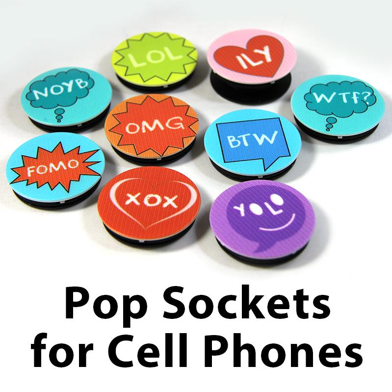 Pop Sockets for Cell Phones