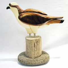 Wood Designs by Arbour Osprey On Beachstone