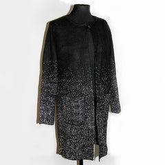 Fashion Outerwear Sparkle Long Sweater