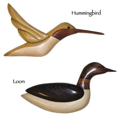 Wood Designs by Arbour Hanging Ornament Birds